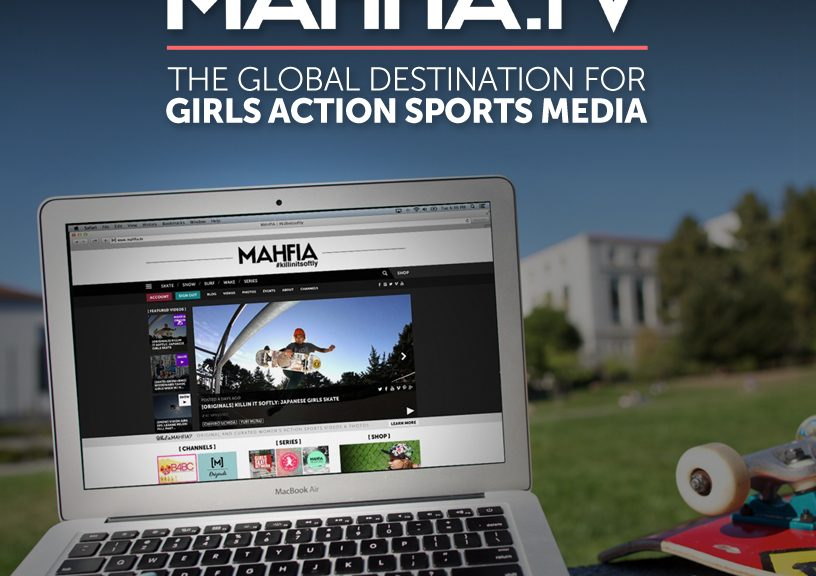 Mahfia.TV Rebrands And Launches New Site