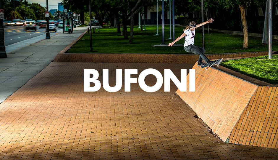 Nike SB Welcomes Leticia Bufoni
