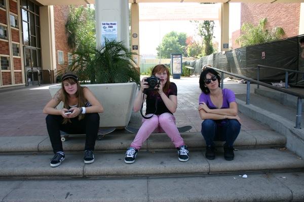 Blog Cam #17 – LA City College with Evelien Bouilliart & Friends