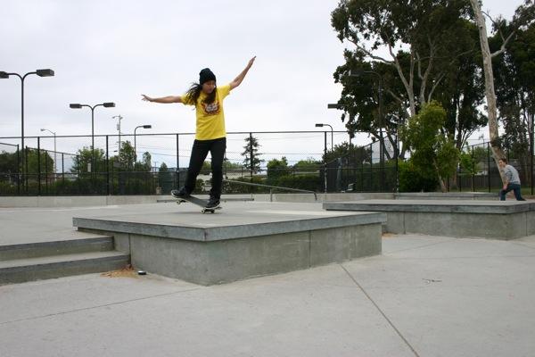 Blog Cam #21 – San Mateo with Evelien, Morgen & Friends