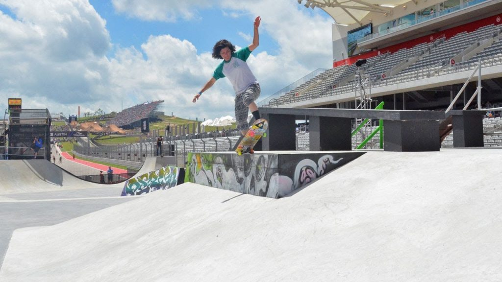 Blog Cam #83 – X Games Practice Day 2