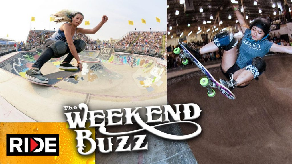 Lizzie & Allysha Coming to Weekend Buzz