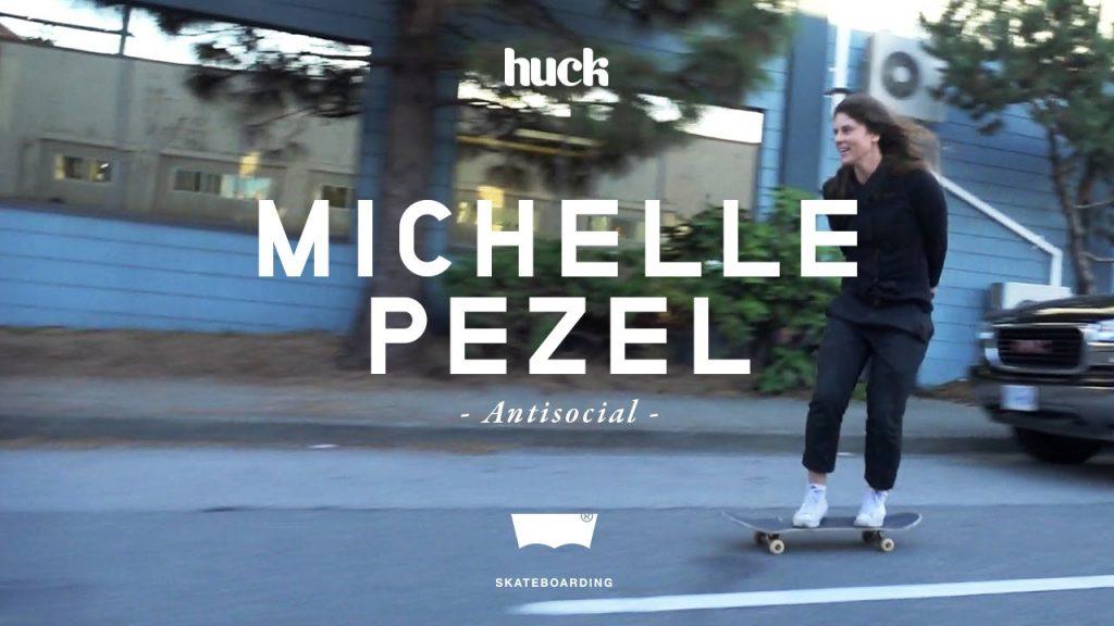 Huck   Michelle Pezel: AntiSocial