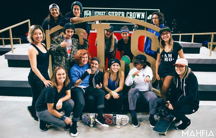 MAHFIA.TV | SLS Nike SB Super Crown World Championship Photos