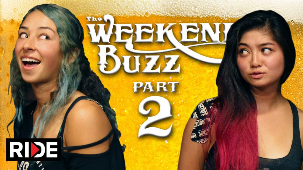 Weekend Buzz | Lizzie Armanto & Allysha Le – Part 2