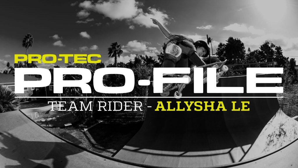 Pro-Tec | Allysha Le Profile