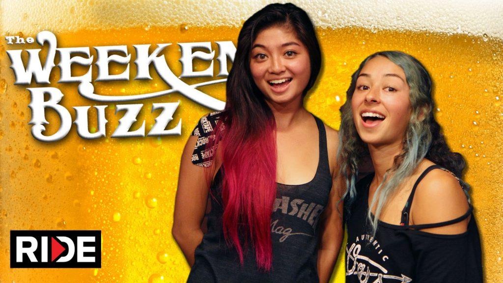 Weekend Buzz | Lizzie Armanto & Allysha Le – Part 1