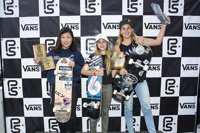 Vans Pro Skate Park Series Malmo Results 2016