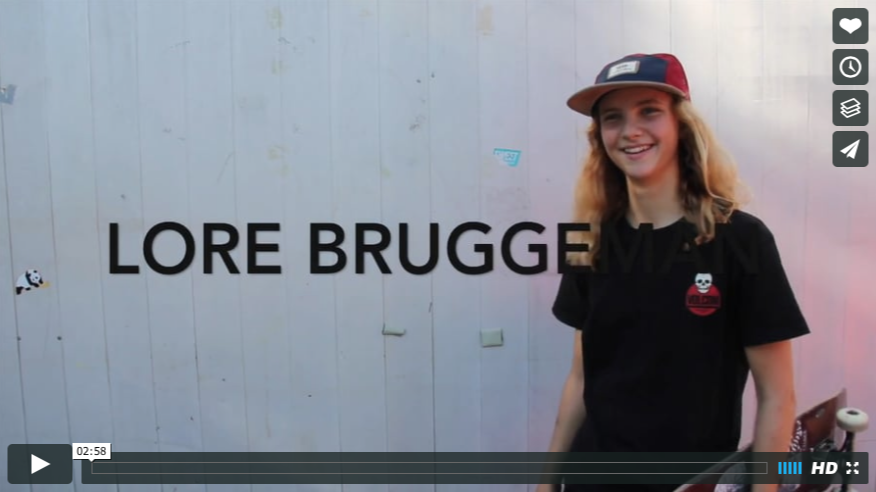 VOTM | Lore Bruggeman