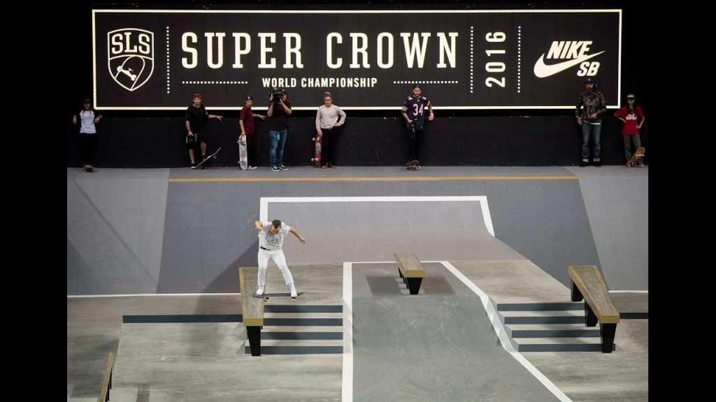 2016 Womens SLS Nike SB Super Crown