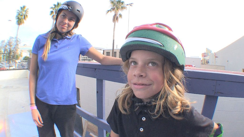 Blog Cam #108 – Nora Can't Skate
