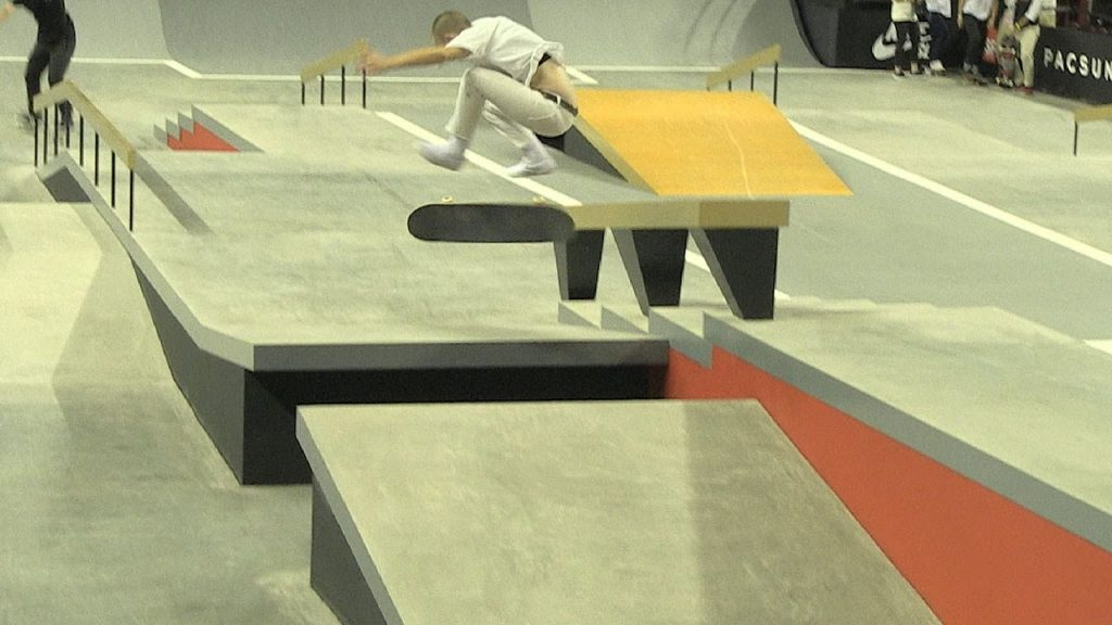 Blog Cam #107 – Street League Women's Practice Day 1