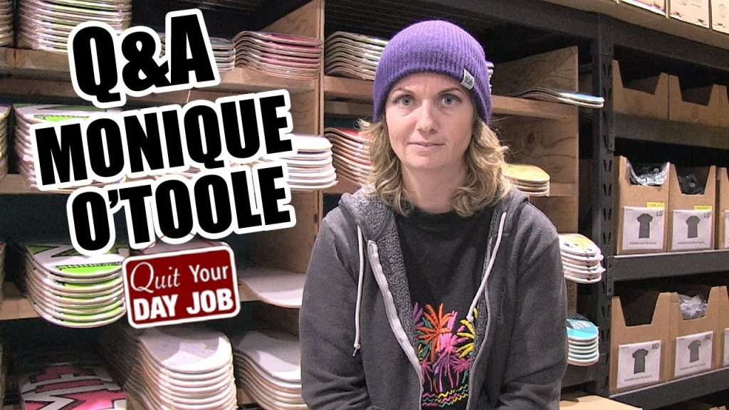 Q&A with Monique O'Toole | Quit Your Day Job