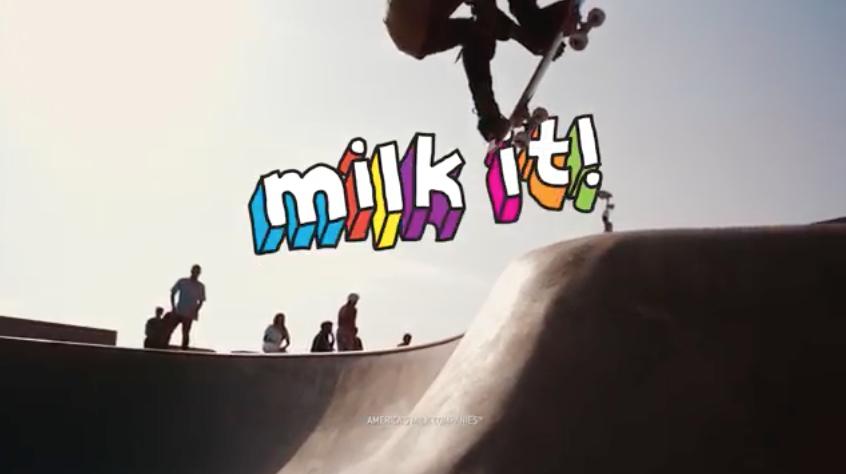 Milk It! Commercial