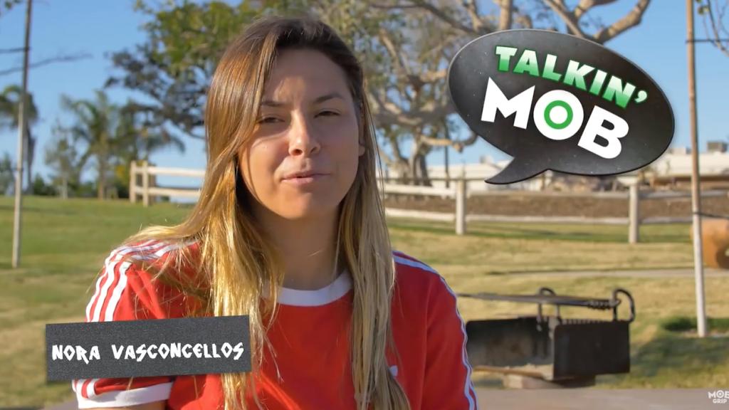 Nora Vasconcellos | Talkin' Mob