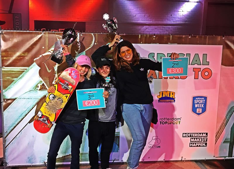 RTM Skateboard World Cup Results 2017