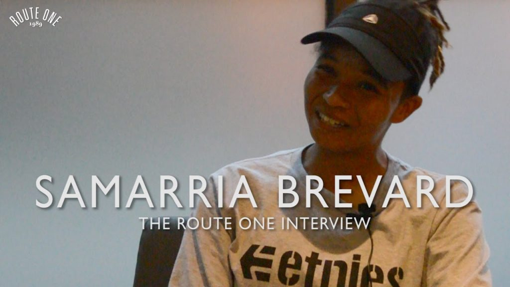 Samarria Brevard | The Route One Interview