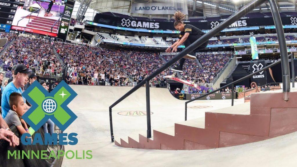 Samarria Brevard | X Games Minneapolis 2017