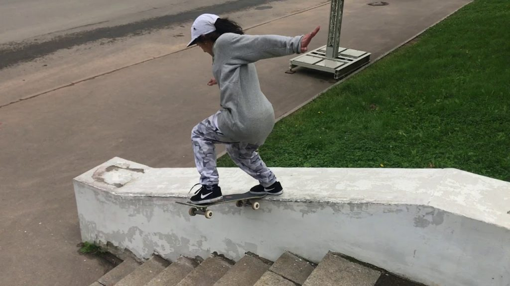 Kate Shengeliya | Street Part 2017
