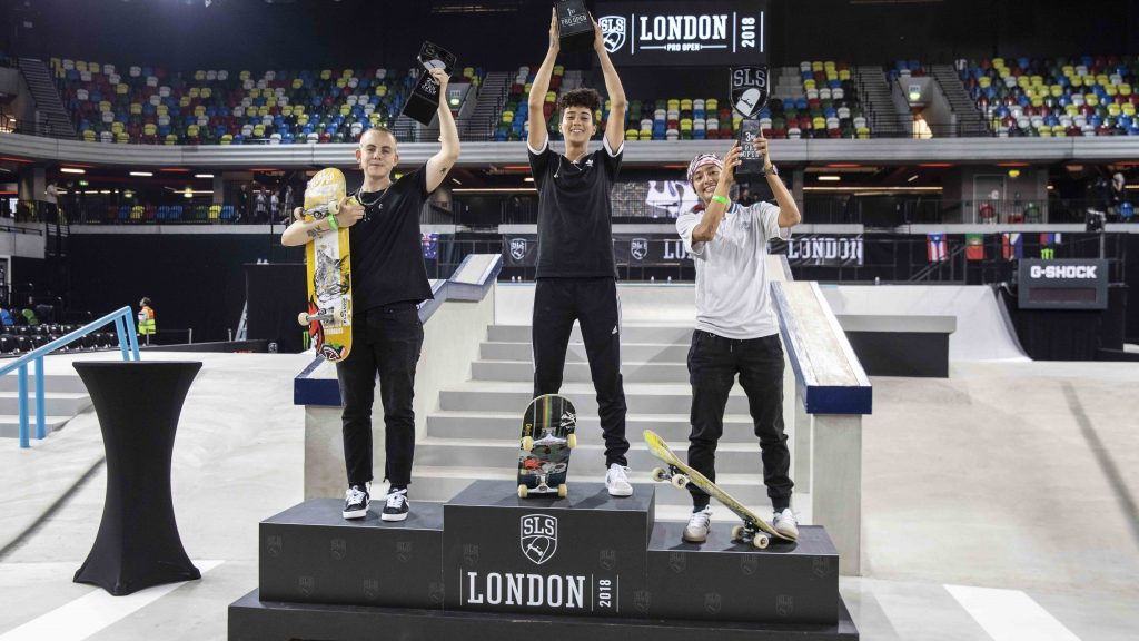 Street League London Results 2018