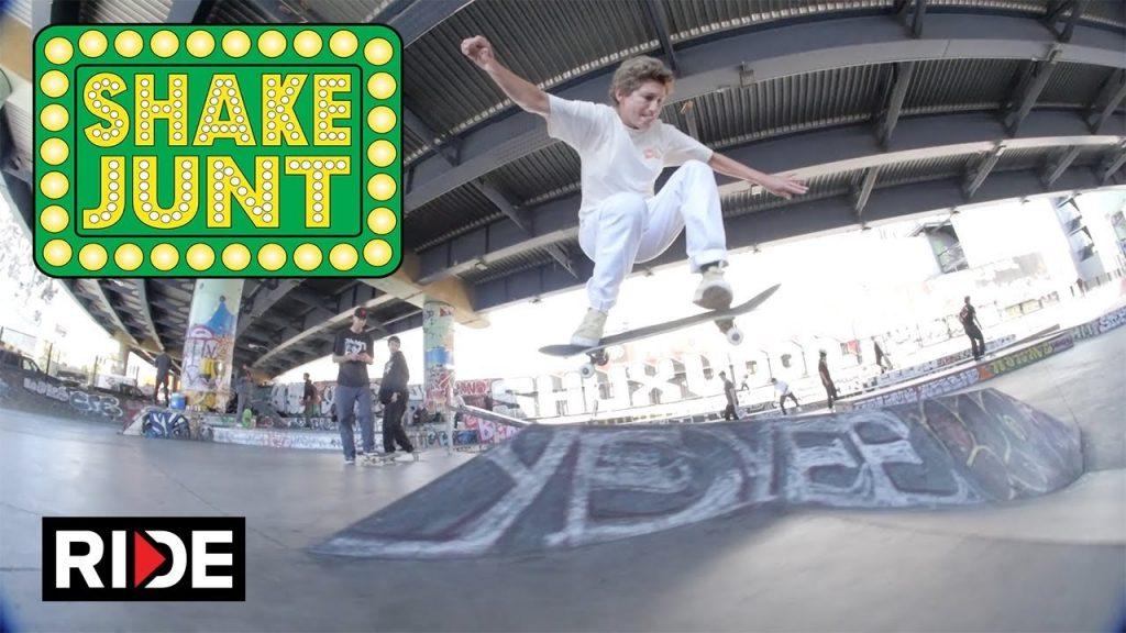 Shake Junt | Elissa Steamer Ride or Die