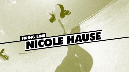 Thrasher Firing Line | Nicole Hause