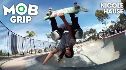Nicole Hause | Party Time with MOB Grip
