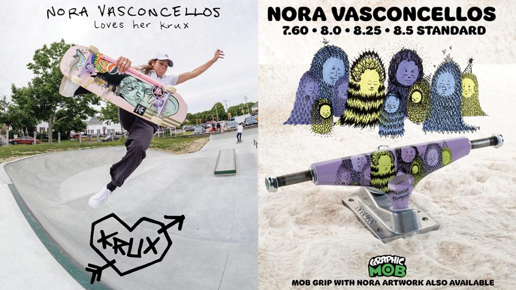 Krux | Nora Vasconcellos Pro Truck