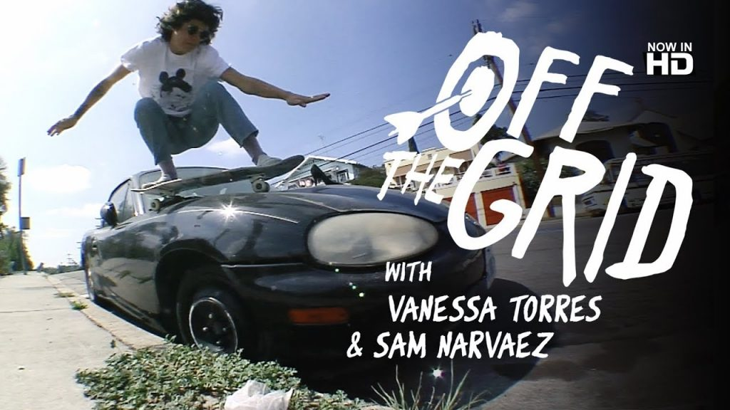 Off The Grid | Vanessa Torres & Sam Navaez