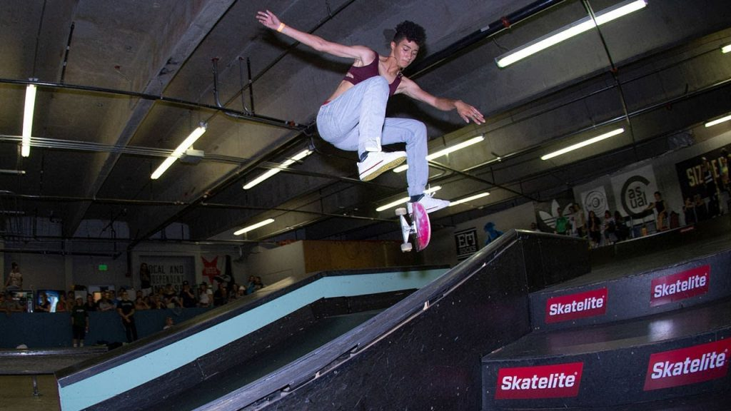 "Thrasher | Skate Like a Girl ""WOF 9"""