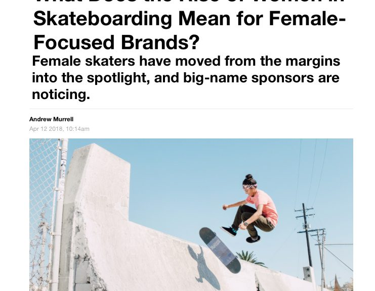 Vice | Rise of Women in Skateboarding
