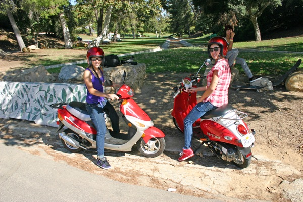 Meagan And Renata Fly