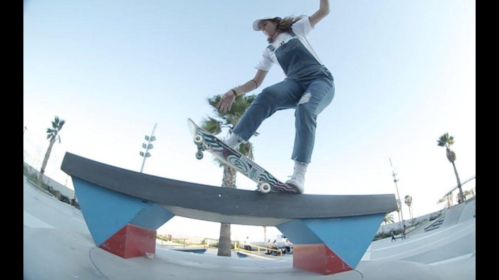 Andrea Benitez | #SkateAgoraCheck