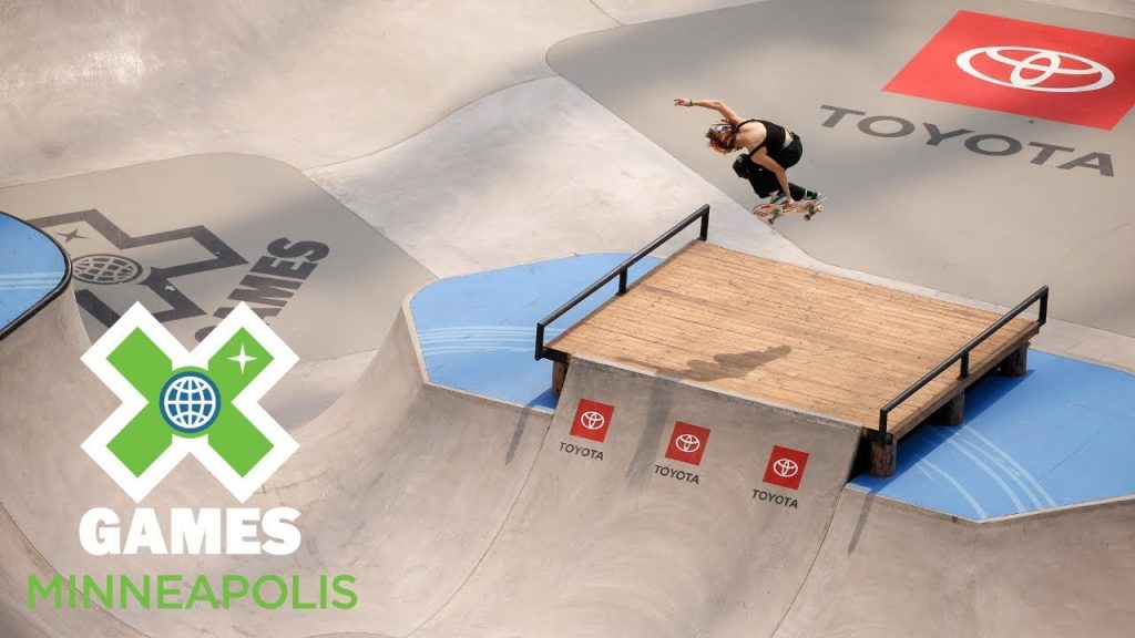 X Games | Brighton Zeuner Gold