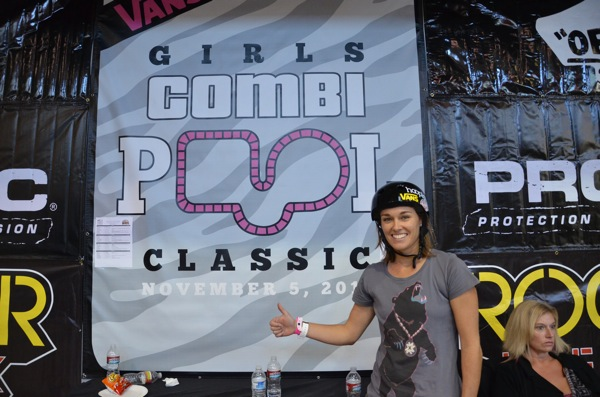 Vans Girls Combi Pool Classic