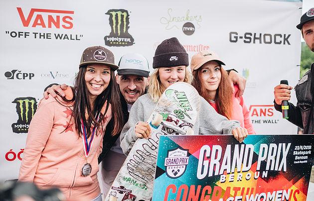 Grandprix Beroun Results 2018