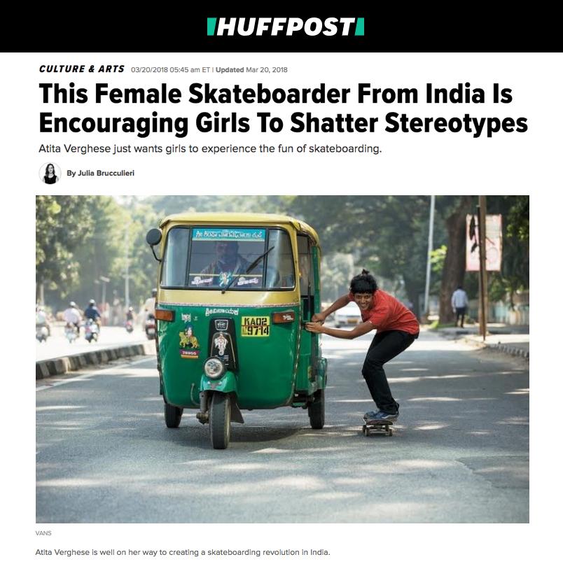 Huffington Post Atita Verghese