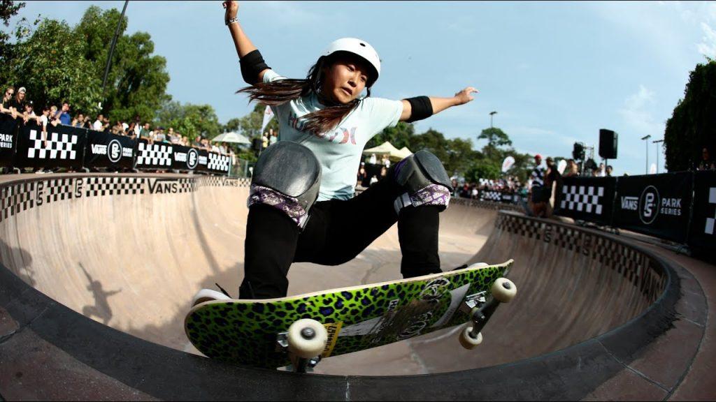 Vans Park Series Asia Continental Championships | Kihana Ogawa