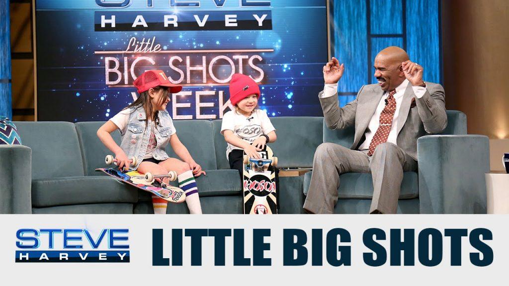 Little Big Shots | Sky & Ocean Brown