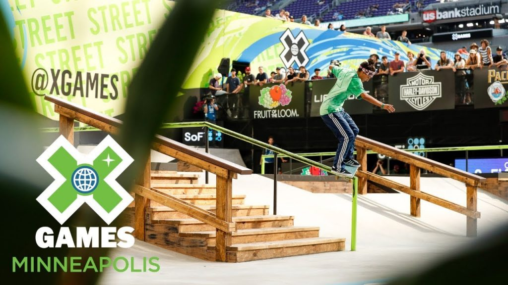X Games | Mariah Duran Gold