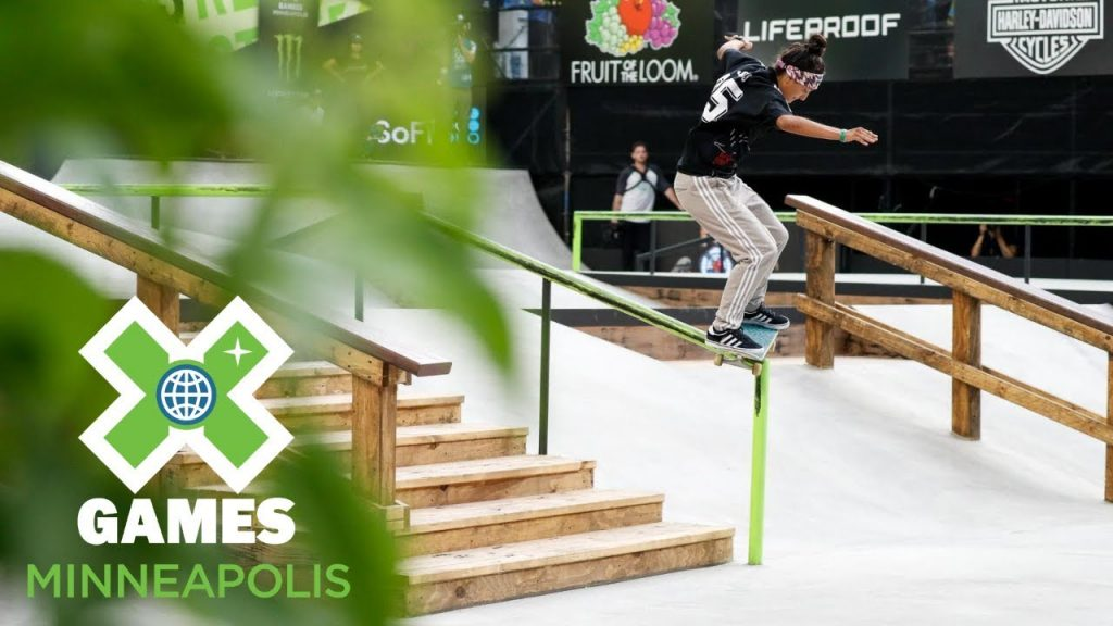 X Games | Mariah Duran Qualifying Run