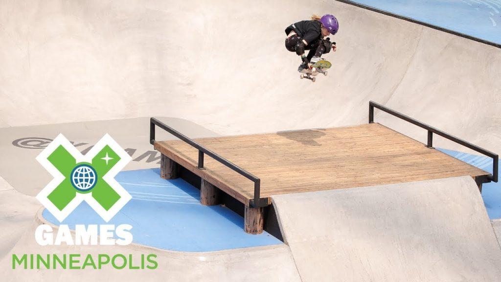 X Games | Sabre Norris Silver