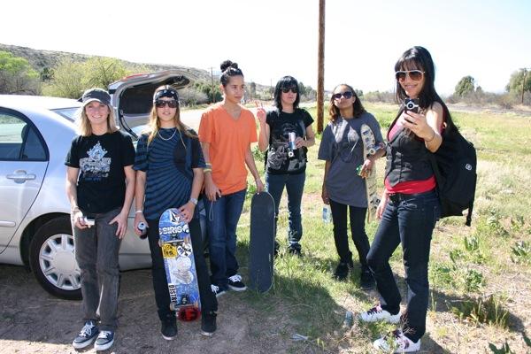 Apache Skateblast Demo