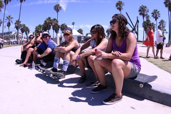 Supergirl Jam Venice Beach