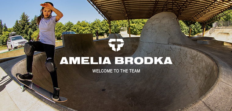 Tactics Welcomes Amelia Brodka