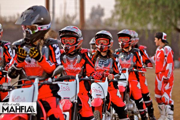TWS X MAHFIA Moto Day