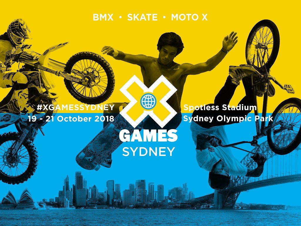 X Games Sydney
