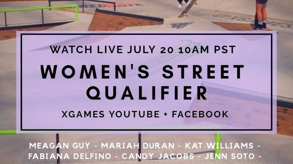 X Games Minneapolis | Women's Street Qualifier 2018