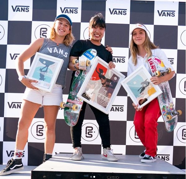 Vans Park Series Global Qualifiers Results 2018