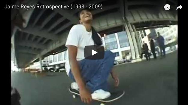 NY Skateboarding | Jaime Reyes Retrospective